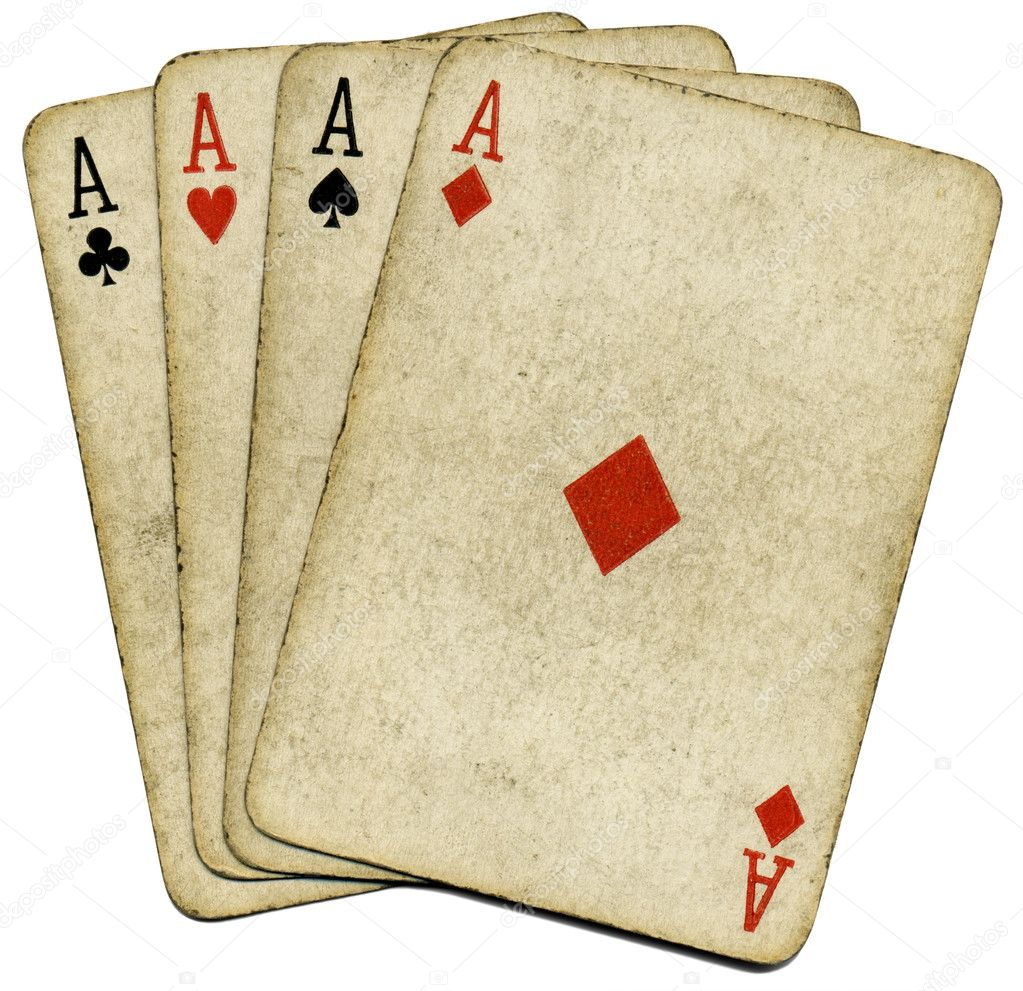 what is 4 aces in poker called strike thre