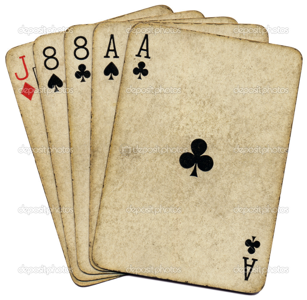 dead mans hand aces and eights images google