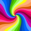 Hypnotic color swirl background. — Stock Photo #2286999