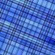 Blue abstract diagonal lines pattern. - Stock Photo