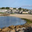 Porthcressbeach and Hugh Town. — Stock Photo #2288529