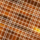 Oranžová barva mřížky abstraktní vzor. — Stock fotografie