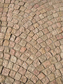Cobblestones close up. — Stock Photo