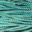 Coiled rope close up. — Stock Photo