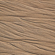 Stock Photo: Sand pattern close up background.