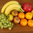 Stock Photo: Fruit selection.