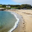 Swanpool Beach, Falmouth Cornwall UK. — Stock Photo #2613628