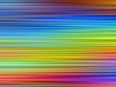 Bright rainbow colors abstract lines. — Stock Photo