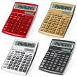 Royalty-Free Stock Vector Image: Calculators
