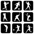 Royalty-Free Stock Vector Image: Sport_icons