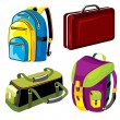 Luggage — Stock Vector #2180181