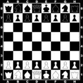 Chess — Stock Vector