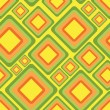 Stockvector : Seamless retro pattern
