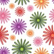 Royalty-Free Stock Vektorgrafik: Floral seamless pattern