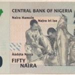 50 naira — Stock Photo #1166828