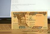 200 naira — Stock Photo