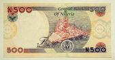 500 naira — Stock Photo