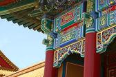 Chinas ornament — Stockfoto