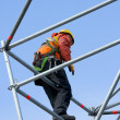 Scaffolding - Stock Photo