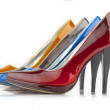 Royalty-Free Stock Photo: Woman shoe