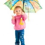 小さな女の子 — ストック写真