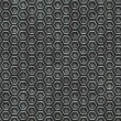 Seamless diamond steel background — Stock Photo