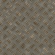 Seamless diamond steel background — Stock Photo #1182274