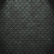 Seamless diamond steel background — Foto de Stock