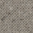 Seamless diamond steel background - Zdjęcie stockowe