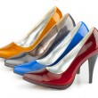woman shoe — Stock Photo
