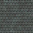 Seamless diamond steel background — Stock Photo #1182327
