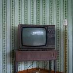 Old tv — Stock Photo #1182574