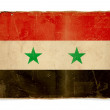 Grunge flag of Syria — Stock Photo #1183193