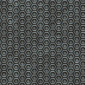 Seamless diamond steel background — Foto Stock