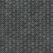 Seamless diamond steel background — Stock Photo