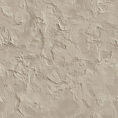 Stucco. Seamless tiling texture. — Photo