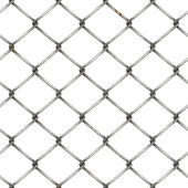 Textura de tela metálica — Foto Stock