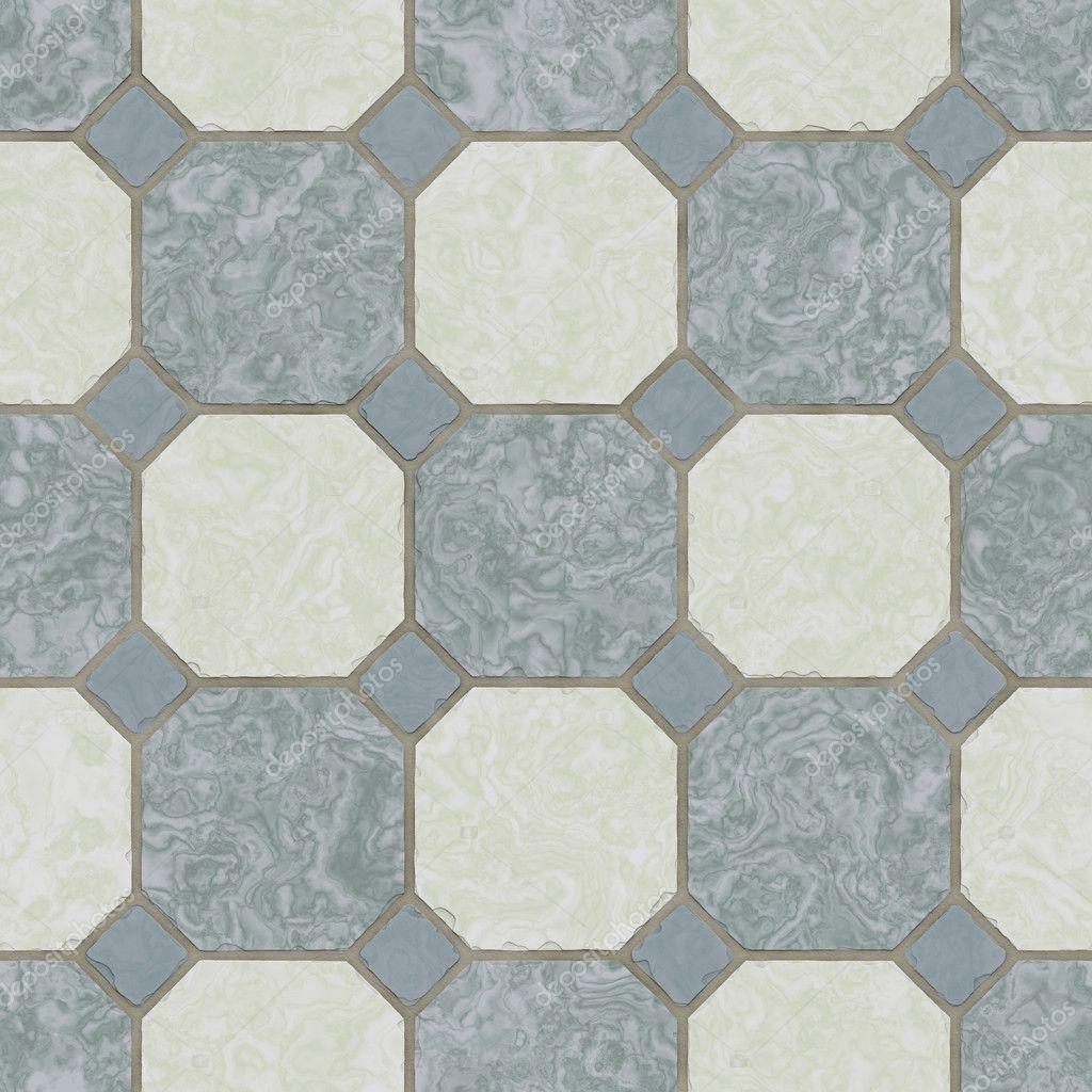 Seamless Ceramic Tile Kitchen Floor Stock Photo Gilmanshin