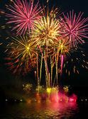 Fogos de artifício — Foto Stock