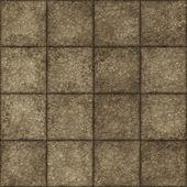 Seamless stone tiles — Stock Photo