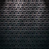 Naadloze diamant stalen achtergrond — Stockfoto