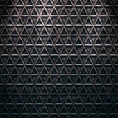 Seamless diamond steel background — 图库照片