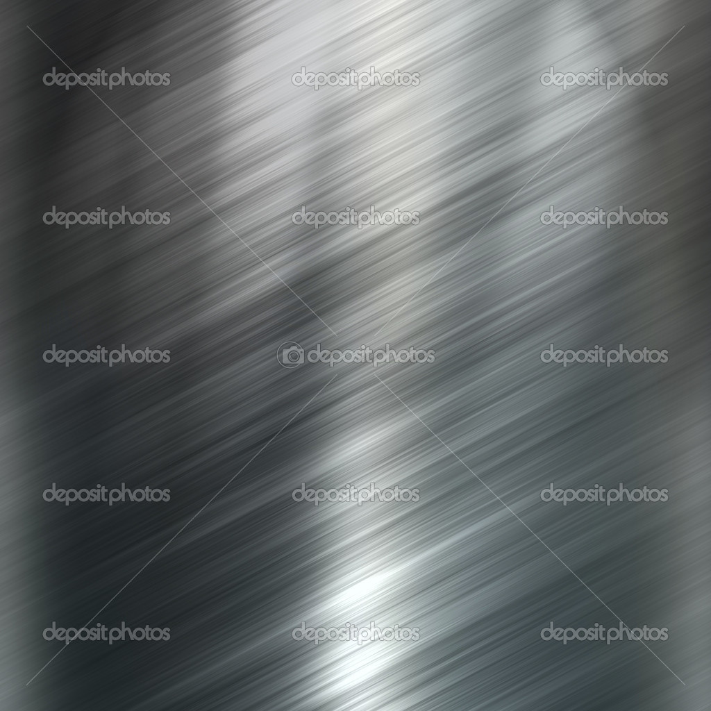 Brushed metal. Seamless texture.  Foto Stock #2208656