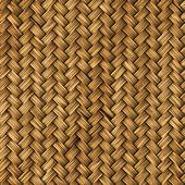 枝編み細工品テクスチャ — ストック写真