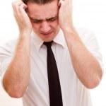 Headache — Stock Photo #1195679