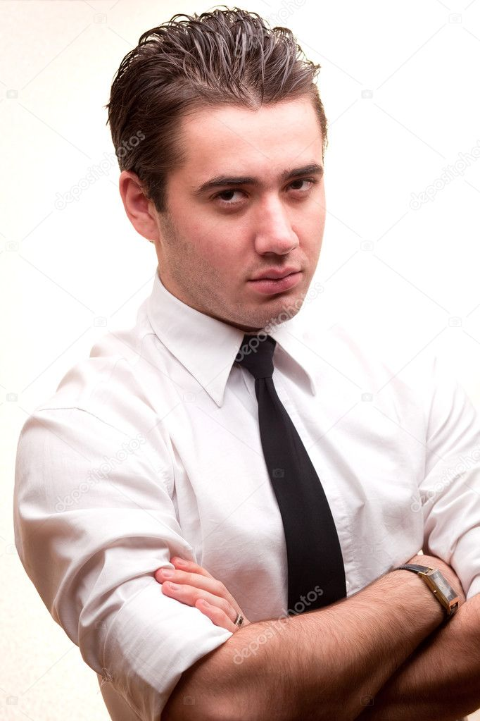 Business man — Stock Photo #1195576