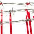 Barbed — Stock Photo