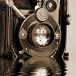 Old camera — Stock Photo #1233039