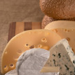 Cheese — Stock Photo #2137223