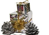 Presentes de natal 2 — Foto Stock